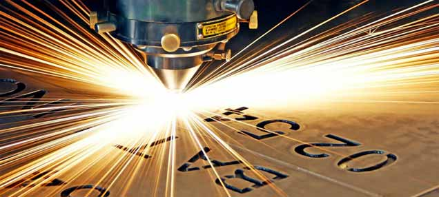 flat sheet laser cutting