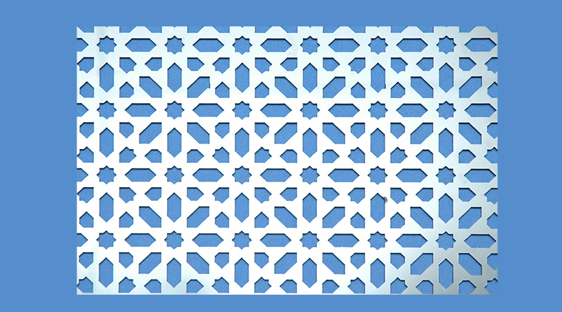 lasercut metal