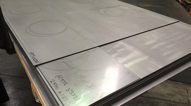 laser cut aluminum