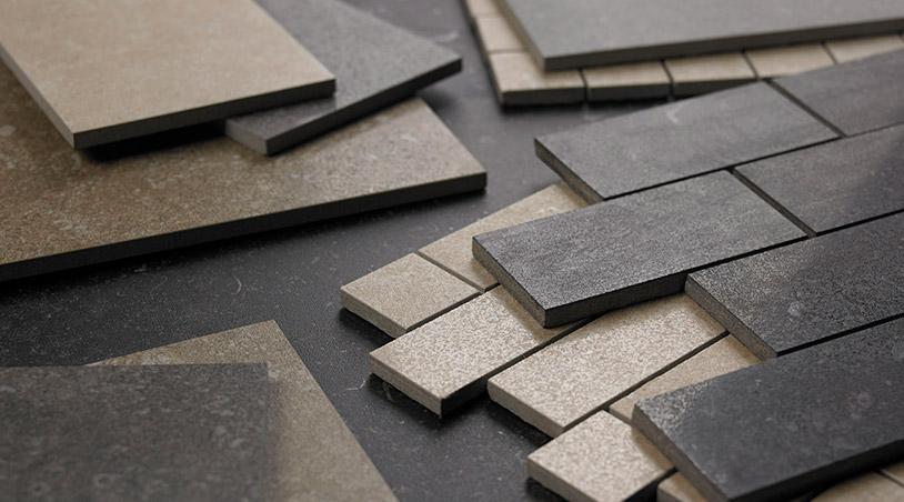 ceramic tiles laser cutting