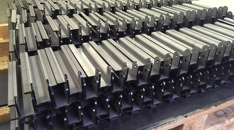 press brake folding