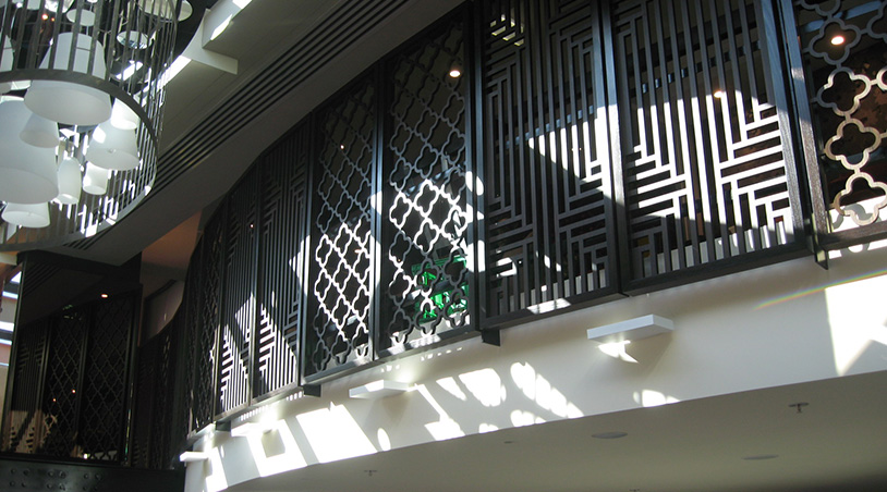Melbourne decorative panels
