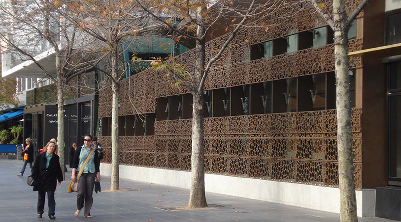 custom made decorative screen Melbourne