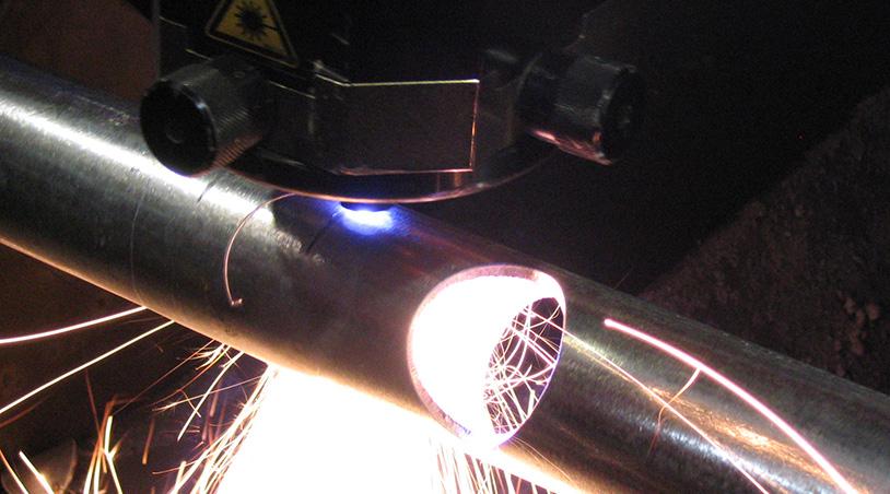 Melbourne rotary laser cutting machine