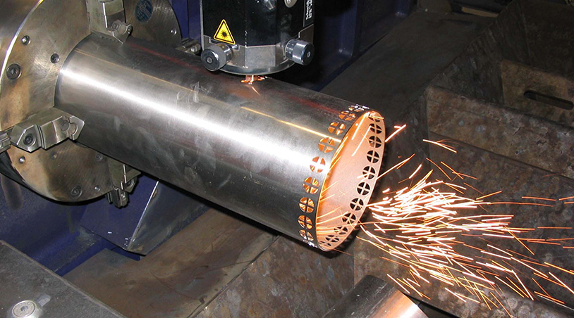 rotary laser cutting machine Melbourne