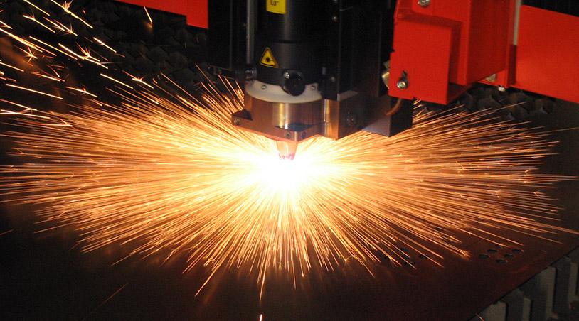 flat sheet laser cutting