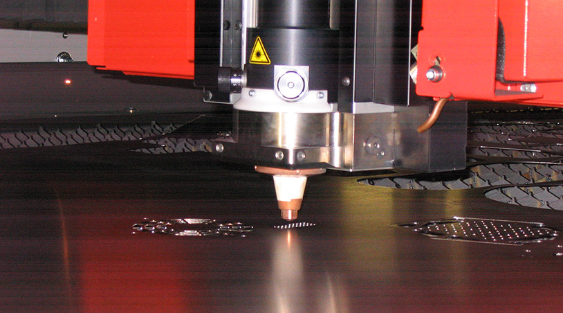 flat sheet laser cutting Australia