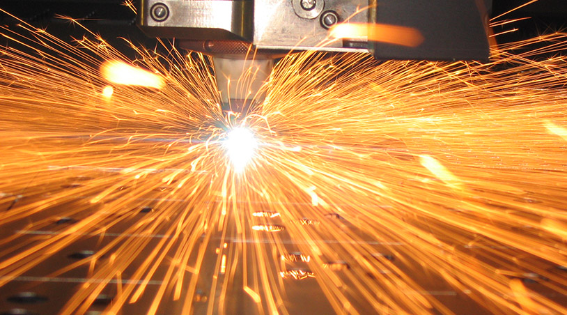 Australian flat sheet laser cutting