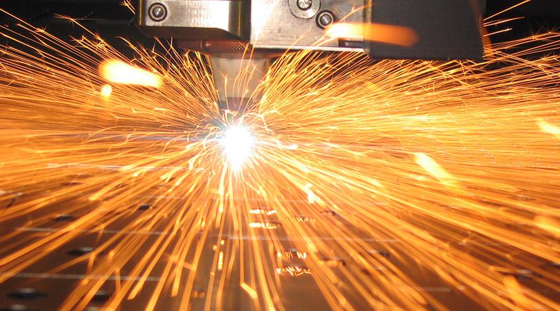 Australian flat sheet laser cutting