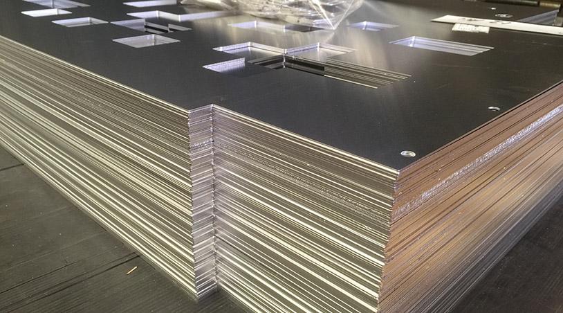 Melbourne flat sheet laser cutting